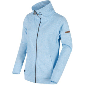 Regatta Elayna Fleece Jacket Women Hydrangea